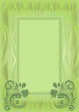 Quadro para o projeto ilustração royalty free