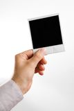 Quadro quadrado da foto Foto de Stock Royalty Free