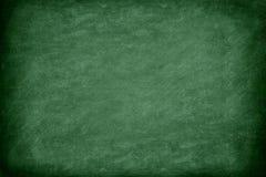 Quadro/quadro-negro verdes Foto de Stock