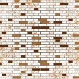 Quadro televisivo astratto delle mattonelle di mosaico del grunge Fotografia Stock Libera da Diritti