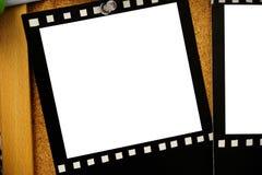 Quadro vazio da foto Fotos de Stock