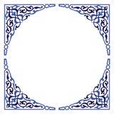 Quadro vazio detalhado bonito Imagem de Stock Royalty Free