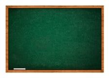 Quadro verde com giz Foto de Stock Royalty Free