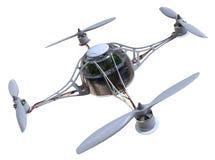 Quadrocopter ilustracji