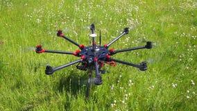 大quadrocopter 股票录像