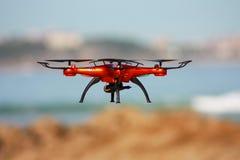 Quadrocopter Royaltyfri Fotografi