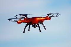 Quadrocopter Arkivfoton