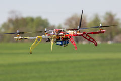 Quadrocopter Royalty Free Stock Photos