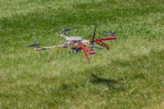Quadrocopter Royalty Free Stock Images