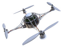 Quadrocopter Royalty Free Stock Photo