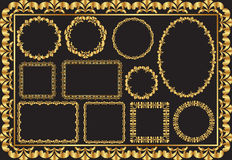 quadros Imagens de Stock Royalty Free