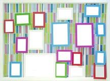 Quadros da foto Imagens de Stock