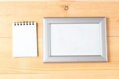 Quadros da foto, cartão vazio Imagem de Stock