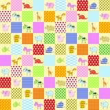 Quadros da foto para crianças Imagens de Stock