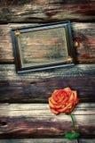 Quadros envelhecidos da foto Imagens de Stock Royalty Free