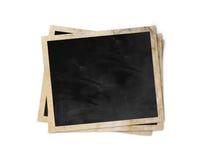 Quadros vazios da foto Imagem de Stock