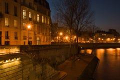 quai бербона de le Стоковые Фото