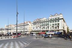 Quai de Belges, Marseille Royalty Free Stock Photos