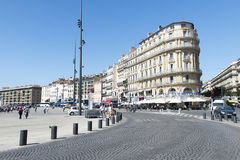Quai de Belges, Marseille Royalty Free Stock Photography