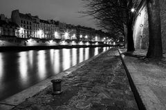 Quai des Orfevres, Paris Stock Photos