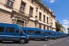 Quai des Orfevres, Paris France Royalty Free Stock Image