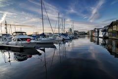 Quai du ` s de pêcheur, Victoria photo stock