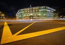 Quai Singapour de Clark images libres de droits