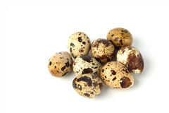 Quail egg Royalty Free Stock Image