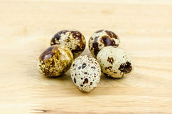 Quail egg Stock Photo
