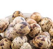 Quail Eggs X Royalty Free Stock Photography