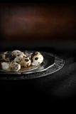 Quails Eggs Royalty Free Stock Image
