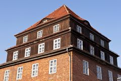 Quaint building Royalty Free Stock Photo