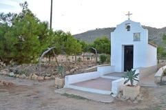 A Quaint Church Stock Image