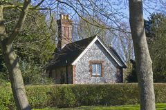 country cottage Royalty Free Stock Image