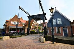 Quaint Dutch architecture Royalty Free Stock Photo