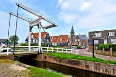 Quaint Dutch village Royalty Free Stock Photos