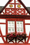 Quaint half-timbered houses in Limburg an der Lahn, Germany Stock Photos