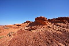 Quaint and picturesque forms cliffs Stock Photos