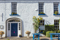 Quaint Storefront in small town in Ireland Stock Photography