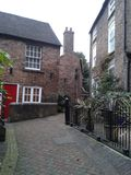 Quaint street Royalty Free Stock Image