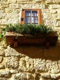 Quaint Weinig Middeleeuws Huis stock afbeelding