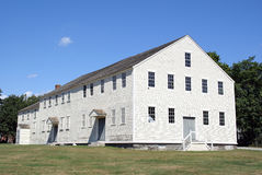 The Quaker's Meeting House. In Newport, Rhode Island, built in 1699 Royalty Free Stock Photos