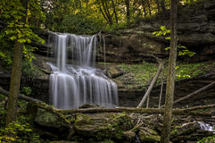 Quakertown Falls Royalty Free Stock Image
