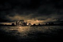 In qualche luogo in Irlanda Fotografie Stock