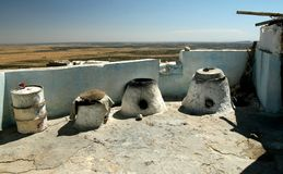 In qualche luogo in Tunisia Fotografia Stock