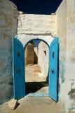 In qualche luogo in Tunisia Fotografie Stock