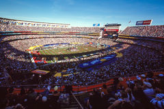 Qualcomm Stadium San Diego, CA Royalty-vrije Stock Afbeeldingen