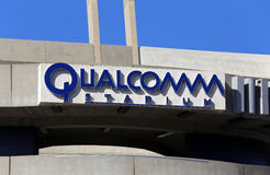 Qualcomm Stadium Stock Images