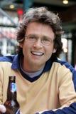 Qualcuno per birra? Immagine Stock