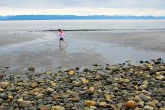qualicum пляжа Стоковое Изображение RF